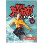 Full Blast! Plus 4 Class CDs ( Editura: MM Publications, Autori: H. Q. Mitchell, Marileni Malkogianni ISBN 978-618-05-2292-1)