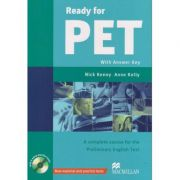 Ready for PET coursebook with key with cd