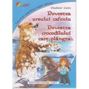 Povestea ursului cafeniu(Editura: Roxel, Autor: Vladimir Colin ISBN 978-606-753-106-0 )