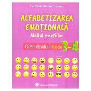 Alfabetizarea emotionala. Mallul emotiilor (AE34) ( Editura: Carminis, Autor: Florentina Stoian Cristescu ISBN 978-973-123-368-0 )