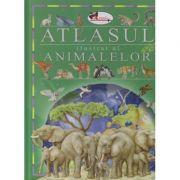 Atlasul ilustrat al animalelor(Editura: Aramis ISBN 978-606-706-576-3)