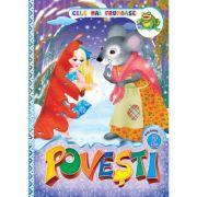 Cele mai frumoase povesti. volumul 2 ( Editura: Dorinta ISBN 978-9975-143-38-7)