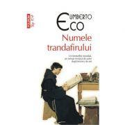 Numele trandafirului ( Editura: Polirom, Autor: Umberto Eco, ISBN 9789734643608 )