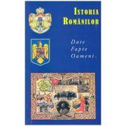 Istoria romanilor. Date. Fapte. Oameni ( Editura: Meronia, Autori: Valentina Bilcea, Stan Stoica, Mirela Gradina ISBN 978-606-750-032-5 )
