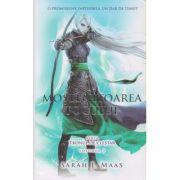 Mostenitoarea Focului. Seria Tronul de Clestar. Volumul 3 ( Editura: RAO, Autor: Sarah J. Maas ISBN 978-606-609-976-9 )