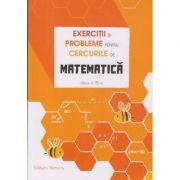 Exercitii si probleme pentru cercurile de matematica pentru clasa a III a (Editura: Nomina, Autor(i): Petre Nachila, Catalin-Eugen Nachila, Eugen Nita ISBN 978-606-535-792-1)