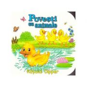 Povesti cu animale. Ratoiul Dipper (Editura: Flamingo GD ISBN 978-606-713-113-0 )