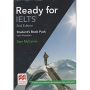Ready for IELTS. 2nd Edition. Student's Book Pack with Answers. (Editura Macmillan, Autor: Sam McCarter ISBN 9781786328625)