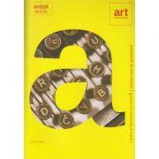 Cartea mea de gramatica ( Altfel ) 6 Limba si literatura romana (Editura: Art Grup editorial, Autor: Sofia Dobra ISBN 978-606-8964-67-6)