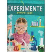 Experimente pentru copii ( Editura: Flamingo Junior ISBN 978-606-8555-31-7 )