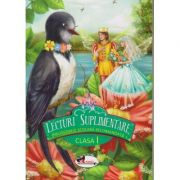 Lecturi suplimentare. Bibliografie scolara recomandata. Clasa I ( Editura: Aramis ISBN 978-606-706-616-6 )