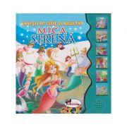 Mica sirena. Povesti de citit si ascultat ( Editura: Aramis ISBN 978-606-706-426-1 )