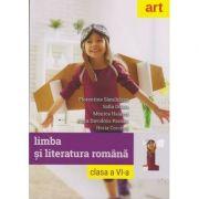 Limba si literatura romana clasa a VI-a ( Editura: Art Grup editorial, Autori: Florentina Samihaian, Sofia Dobra, Monica Halaszi, Anca Davidoiu-Roman, Horia Corches ISBN 9786060031031 )