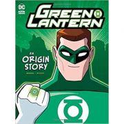 Green Lantern: An Origin Story ( Editura: Outlet - carte limba engleza, Autor: Matthew K. Manning ISBN 978-1-78202-480-4 )