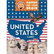 Games for Your Brain: United States Cards ( Editura: Outlet - carte limba engleza, Autor: Tina L. Seelig ISBN 0-8118-4670-9 )