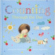 Counting Through the Day: Little Hare Books ( Editura: Outlet - carte limba engleza, Autori: Margaret Hamilton, Anna Pignataro ISBN 978-1-760124-52-6 )