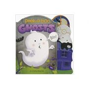 Peek-a-Boo Ghosts ( Editura: Outlet - carte limba engleza, Autor: Charles Reasaner ISBN 9781782024477 )