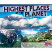 Highest Places on the Planet ( Editura: Outlet - carte limba engleza, Autor: Karen Soll ISBN 978-1-4747-1265-1 )
