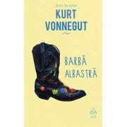 Barba albastra ( Editura: Art Grup editorial, Autor: Kurt Vonnegut ISBN 978-606-710-579-7 )