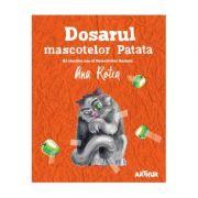 Dosarul mascotelor Patata. Al cincilea caz al Detectivilor Aerieni ( Editura: Arthur, Autor: Ana Rotea ISBN 978-606-788-391-6 )