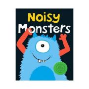 Noisy Monsters ( Editura: Outlet - carte limba engleza, Autor: Holly Russell ISBN 978-1-84915-435-2 )