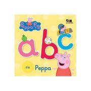 Peppa Pig: ABC cu Peppa ( Editura: Art Grup editorial, ISBN 978-606-788-295-7 )
