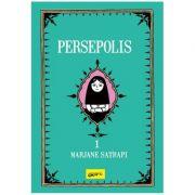 Persepolis volumul 1 ( Editura: Art Grup editorial, Autor: Marjane Satrapi ISBN 978-606-710-560-5 )
