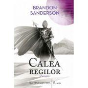 Calea regilor (vol. 1) ( Editura: Paladin, Autor: Brandon Sanderson ISBN 978-606-9000-03-8 )