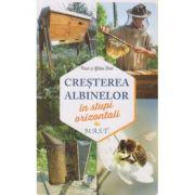 Cresterea albinelor in stupi orizontali ( Editura: Mast, Autori: Paul si Gilles Fert ISBN 978-606-649-114-3 )
