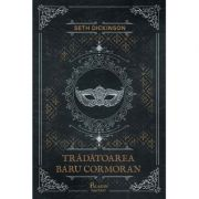 Tradatoarea ( Editura: Paladin, Autor: Baru Cormoran ISBN 978-606-9000-10-6 )