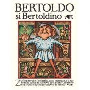 Bertoldo și Bertoldino ( Editura: Arthur retro, Autor: Giulio Cesare Dalla Croce ISBN 978-606-788-513-2)