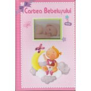 Cartea Bebelusului. Fetita (Editura: Flamingo Junior, ISBN 978-606-8555-08-9)