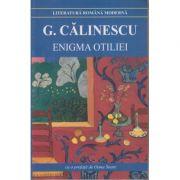 Enigma Otiliei ( Editura: Cartex, Autor: George Calinescu ISBN 978-973-104-831-4)