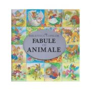 Fabule cu animale ( Editura: Flamigo GD, ISBN 978-606-713-061-4 )
