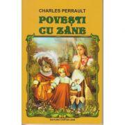 Povesti cu zane ( Editura: Cartex, Autor: Charles Perraut ISBN 978-973-104-581-8)