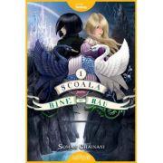 Scoala pentru Bine si Rau vol 1 ( Editura: Arthur, Autor: Soman Chainani ISBN 978-606-788-487-6 )