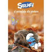 Strumfii si animalele din padure (Editura: Nomina ISBN 978-606-535-788-4 )