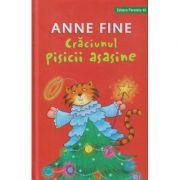 Craciunul pisicii asasine 6+ ( Editura: Paralela 45, Autor: Anne Fine ISBN 978-973-47-2965-4)