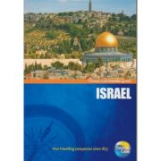 Israel ( Editura: Outlet - carte in limba engleza, Autor: Thomas Cook traveller guides ISBN 978-1-84848-478-8)