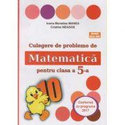 Culegere de probleme de Matematica pentru clasa a 5-a ( Puisor ) ( Editura: As. Unicum, Autor(i): Ioana Monalisa Manea, Cristina Neagoe ISBN 978-973-7619-88-4 )