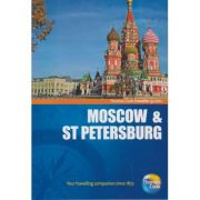 Moscow & ST Petersburg ( Editura: Outlet - carte in limba engleza, Autor: Thomas Cook traveller guides ISBN 978-1-84848-545-7)