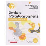 Exercitii Practice Limba si Literatura Romana clasa a 7 a 2019(Editura: Paralela 45, Autor: Mina-Maria Rusu ISBN 978-973-47-3039-1)