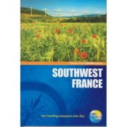 Southwest France ( Editura: Outlet - carte in limba engleza, Autor: Thomas Cook traveller guides ISBN 978-1-84848-473-3)