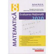 Matematica: Evaluarea Nationala 2020: clasa a VIII-a ( Editura: Paralela 45, Autori: Gheorghe Iurea, Dorel Luchian, Gabriel Popa ISBN 978-973-47-3055-1)
