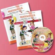 Matematica. Manual pentru clasa a III-a. Semestrul I si II. Contine editia digitala ( Editura: Intuitext, Autori: Mirela Mihaescu, Stefan Pacearca ISBN 978-606-8681-38-2)