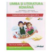 Limba si literatura romana. Caietul elevului pentru clasa a III-a ( Editura: Intuitext, Autori: Mirela Mihaescu, Stefan Pacearca ISBN 9786068681511 )