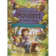 Cartea mea cu POVESTI de noapte buna ( Editura: Flamingo, Autor: *** ISBN 978-973-1896-77-9)