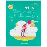 Comunicare in limba romana, caiet de lucru clasa I, PR070 (Editura: Booklet, Autor(i): Mirela Ilie, Marilena Nedelcu ISBN 978-606-590-629-7)