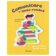 Comunicare in limba romana, caiet de lucru clasaa II-a, PR105 (Editura: Booklet, Autor(i): Marilena Nedelcu, Mirela Ilie ISBN 978-606-590-727-0)