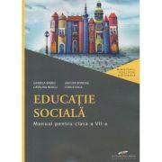 Educatie sociala, manual pentru clasa a VII-a ( Editura: CD Press, Autori: Daniela Barbu, Ancuta Bondar, Catalina Neagu, Stan Stoica ISBN 978-606-528-448-7)
